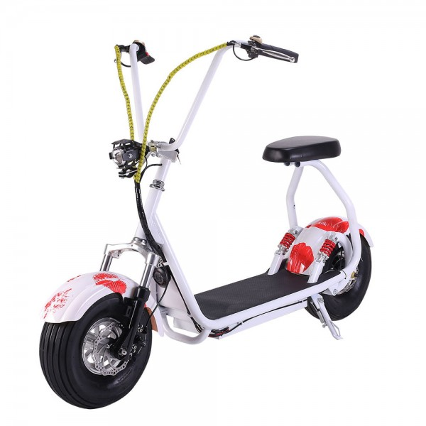 Электросамокат EL-Sport Mini Citycoco 800W фото